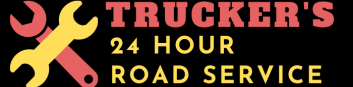 Truck Repair Logo Trucker's 24 Hour Road Service